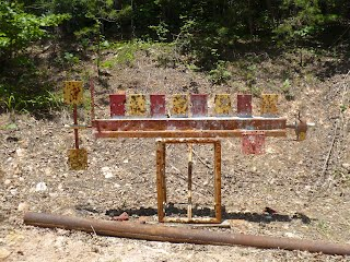 Gun shooting targets - Goley Welding Services